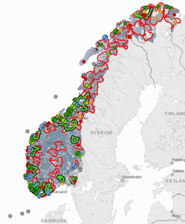 Insight 2020 04 - Figure 7 - Norway Oil and Future - Wind farms